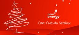 Orari New Energy per le Festività Natalizie