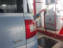 Distributori di metano New Energy