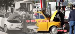 Benzinaio dal 60 ad oggi.