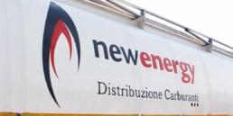 Cisterna Carburante marchio New Energy